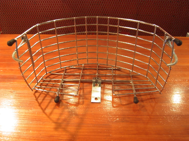 前カゴ Luggage Basket