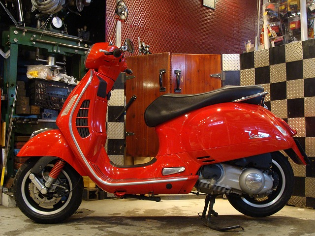 Vespa GTS300ie Super