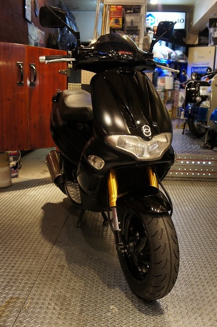 GILERA Runner180FXR-SP(改)