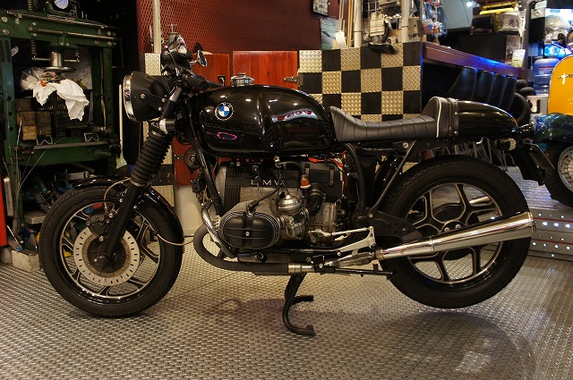 BMW  R100RS (改)