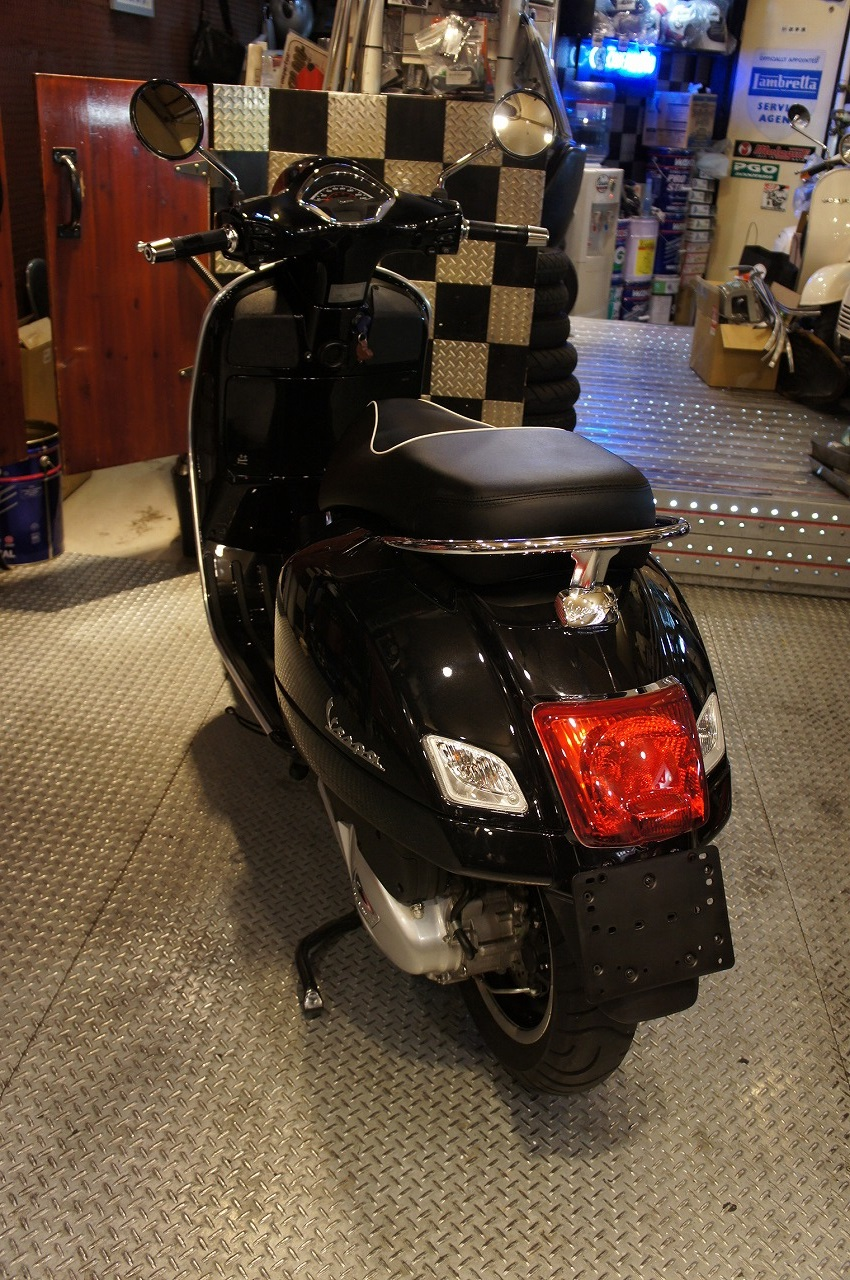 Vespa GTS Super 150 -ABS